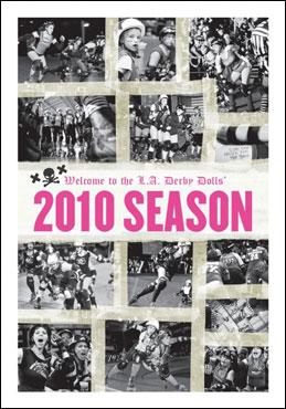 2010 Season Flyer