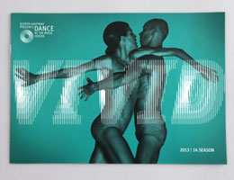 Dance at The Music Center 2013-14 season brochure